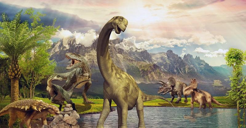 Dino Experience park bioscoop