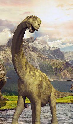 Dino World bezoeken